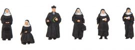 FALLER 155360 Nonnen und Pfarrer | 6 Stück | Figuren Spur N online kaufen