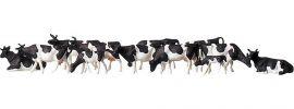 FALLER 158050 Kühe schwarz gefleckt | 14 Stück | Spur Z online kaufen