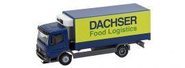 FALLER 161555 CarSystem MB Atego KükoLKW Dachser LKW-Modell 1:87 online kaufen