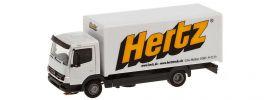 FALLER 161560 MB Atego Koffer (Hertz) Car System Modell Spur H0 online kaufen