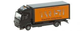 FALLER 161561 MB Atego Koffer (Sixt) Car System Modell Spur H0 online kaufen