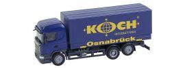 FALLER 161595 Scania R 2013 HL Gardinenplanen-LKW Koch CarSystem Fahrzeug Spur H0 online kaufen