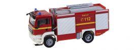 FALLER 161599 MAN TGS Löschfahrzeug Feuerwehr CarSystem Fahrzeug Spur H0 online kaufen