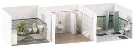 FALLER 180355 Badezimmereinrichtungen | Anlagenbau Spur H0 online kaufen