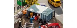 FALLER 180810 Blechbude und Unterstand | Bausatz Spur H0 online kaufen