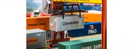 FALLER 180820 20ft. Container MAERSK | Zubehör Spur H0 online kaufen