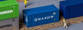 FALLER 180825 20 ft Container HANJIN | Spur H0 online kaufen