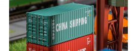 FALLER 180828 20 ft Container China Shipping | Spur H0 online kaufen