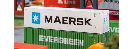 FALLER 180847 40 ft Container Maersk | Spur H0 online kaufen
