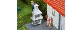 FALLER 180902 Gartengrills 2 Stück Bausatz Spur H0 online kaufen