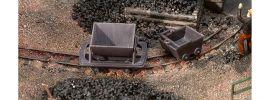 FALLER 180916 Loren und Hunten je 2 Stück für H0e Bausatz online kaufen