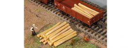 FALLER 180925 Baumstämme | 20 Stück | Ladegut Güterwagen | Spur H0 online kaufen