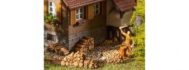 FALLER 180940 6 Kleine Brennholzstapel   Spur H0 online kaufen