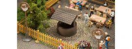 FALLER 180947 Ziehbrunnen überdacht Bausatz Spur H0 online kaufen