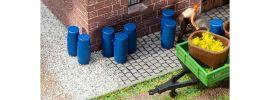FALLER 180970 9 Plastikfässer | Zubehör Spur H0 online kaufen