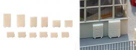 FALLER 180976  Klimageräte 13 Stück Bausatz Spur H0 online kaufen