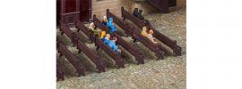 FALLER 180989 Kirchenbänke | 7 Stück | Spur H0 online kaufen