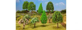 FALLER 181526 Laubbäume sortiert | Höhe 60 - 115 mm | 10 Stück | Spur H0 + N online kaufen