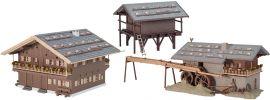 FALLER 190064 Aktions-Set Alpendorf | Bausatz Spur H0 online kaufen