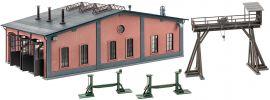 FALLER 190069 Aktions-Set Wagenhalle mit Zubehör | Bausatz Spur H0 online kaufen