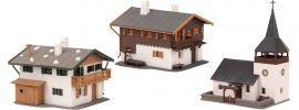 FALLER 190075 Aktions-Set Schweizer Dörfli | Bausatz Spur H0 online kaufen
