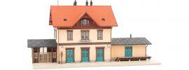 FALLER 191742 Bahnhof Ochsenhausen | Gebäude Bausatz Spur H0 online kaufen