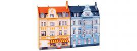 FALLER 191757 2 Stadt-Reliefhäuser, 3-stöckig | Bausatz Spur H0 online kaufen
