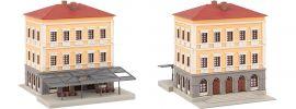FALLER 212119 Bahnhof Rothenstein   Gebäude Bausatz Spur N online kaufen
