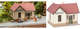 FALLER 212151 Haltepunkt Waldhausen   Gebäude Bausatz Spur N online kaufen