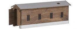 FALLER 222167 Triebwagenremise Oberharmersbach | Laser-Cut Bausatz | Spur N online kaufen