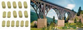 FALLER 222548 Betonpfeiler-Set Spur N online kaufen