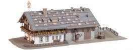 FALLER 232199 Großer Alpenhof mit Scheune | Gebäude Bausatz Spur N online kaufen
