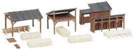 FALLER 232373 Holzlagerschuppen Bausatz Spur N online kaufen