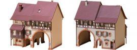FALLER 232374 Stadthaus Altstadttor   Bausatz Spur N online kaufen