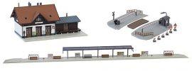 FALLER 239001 Bahnhof-Set Mühlheim Bausatz Spur N online kaufen