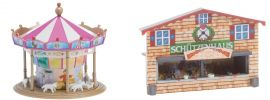 FALLER 242301 Kirmesset, Bausatz, Spur N online kaufen
