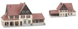 FALLER 282708 Bahnhof Durlesbach LaserCut Bausatz Spur Z online kaufen