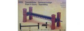 FALLER 282922 Turmbrücke Bausatz Spur Z online kaufen