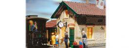 POLA 330973 Bahnhofsuhr beleuchtet Fertigmodell 1:22,5 online kaufen