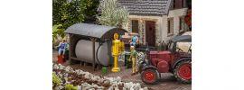 POLA 331736 Kleine Tankstelle Bausatz Spur G online kaufen