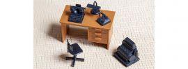 FALLER 333156 Schreibtisch mit Zubehör | Ausschmückung Spur G online kaufen