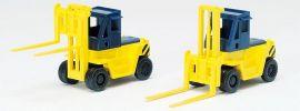 FALLER 975176 Gabelstapler gelb 2 Stück 1:160 online kaufen
