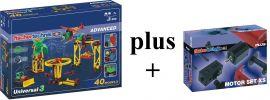 fischertechnik 516187 UNIVERSAL III Grundbaukasten + Motor XS online kaufen