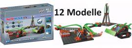 fischertechnik 540586 Robotics BT Smart Beginner Set | 380 Teile | 12 Modelle online kaufen