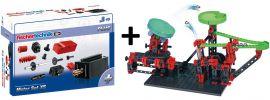 fischertechnik 545165 Profi Dynamic XM + Motor Set XS | Baukasten | 325 Teile online kaufen