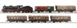 FLEISCHMANN 391571 Jahreszug Preussischer Personenzug 6tlg der K.P.E.V. AC-Variante Spur H0 online kaufen