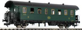 FLEISCHMANN 507611 Personenwagen 3.Kl. Serie 27 SNCB | DC | Spur H0 online kaufen