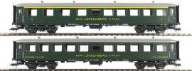FLEISCHMANN 513601 Wagenset Swiss Classic Train 2tlg Spur H0 online kaufen