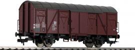 FLEISCHMANN 531407 Gedeckter Güterwagen Gs DR | DC | Spur H0 online kaufen