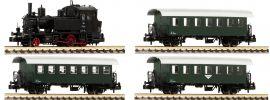 FLEISCHMANN 707006 4-tlg. Set Dampflok Rh 770 mit Personenzug ÖBB | analog | Spur N online kaufen